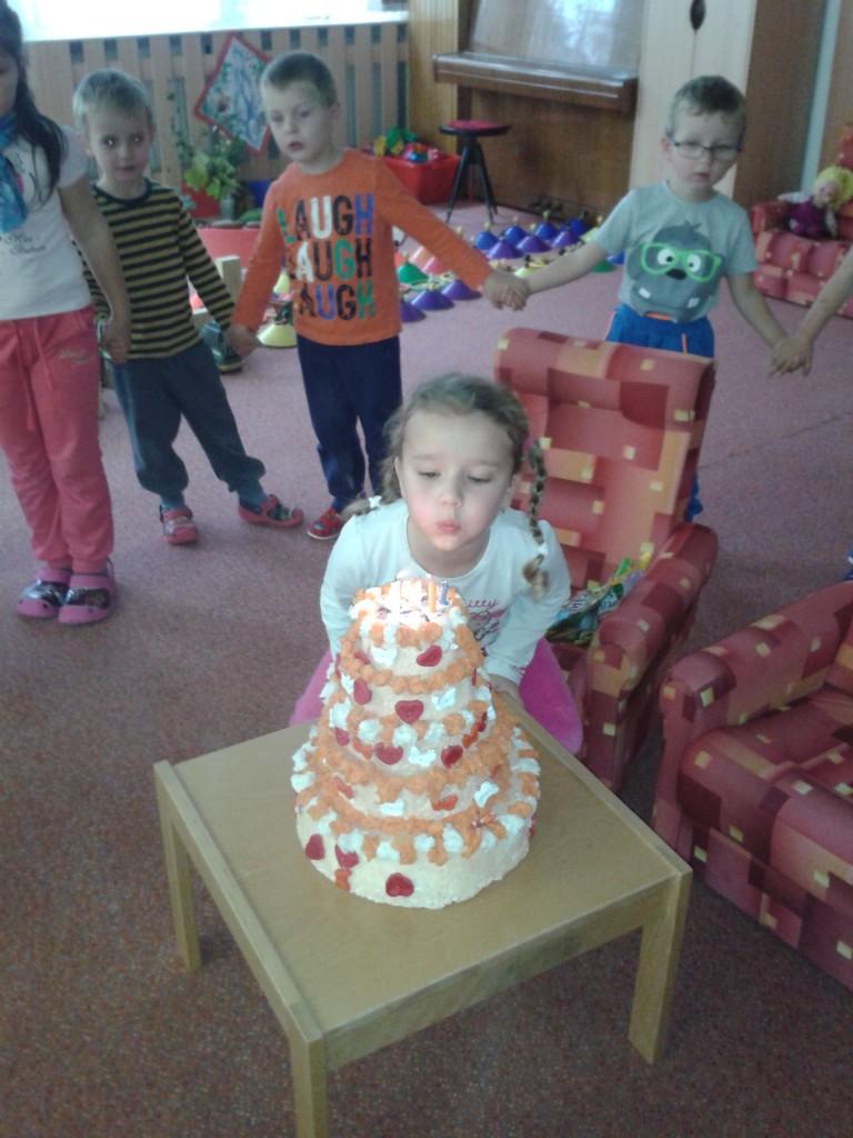 Kačenka slaví narozeniny
