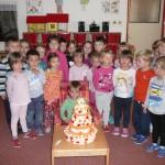 Dominik slaví narozeniny