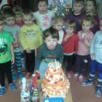 Kubík má narozeniny