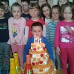 Maxík má narozeniny