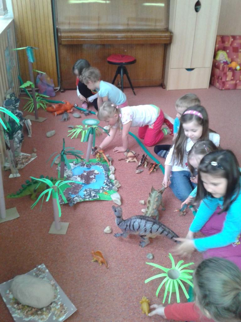 Dinosauří svět