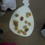 Pytel plný brambor