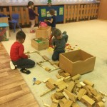 Hrajeme si...prostorové stavby