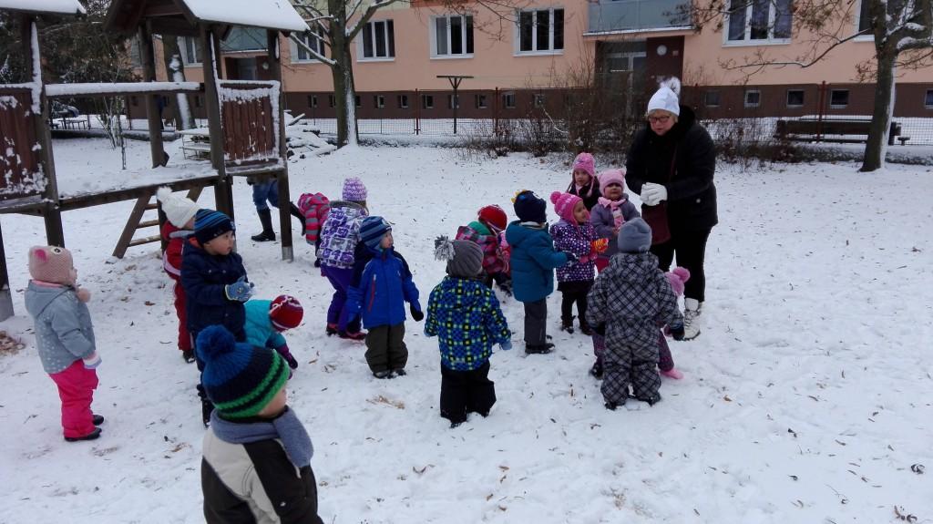 první sníh 3